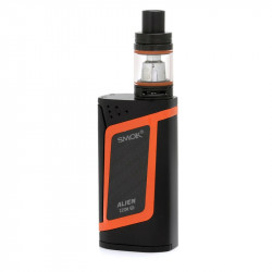 ALIEN SMOKTECH FULL KIT BLACK / ORANGE