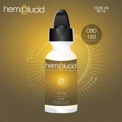 Hemp Lucid 150mg
