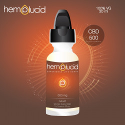 Hemp Lucid 500mg