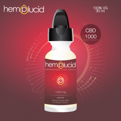 Hemp Lucid 1000mg