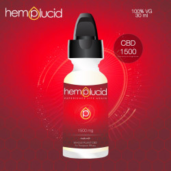 Hemp Lucid 1500mg